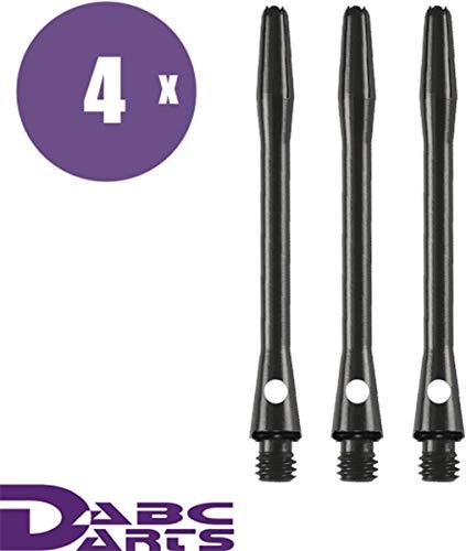 ABC Darts - Aluminum Dart Schäfte Set mit O-Ringe...