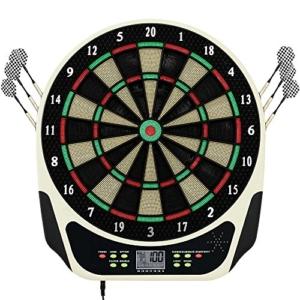 Elektronische Profi Dartscheibe - Dartboard - 44 x 50 x 3,5cm -
